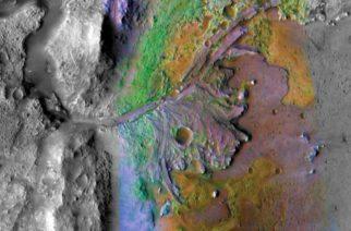 La NASA elige sitio para buscar vida en Marte en 2020