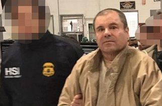 Juez niega al Chapo la posibilidad de abrazar a su esposa, Emma Coronel, por seguridad