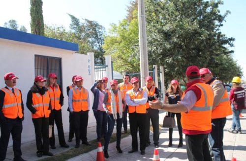 Veolia presenta planes de trabajo a empresarios, académicos y ambientalistas