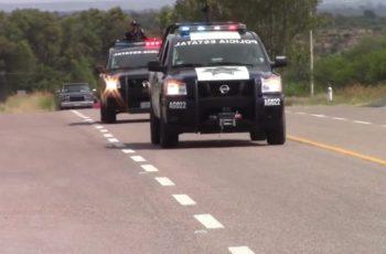 Recuperan taxi robado con violencia en Hacienda San Marcos