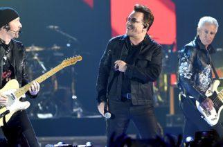 En el último concierto de su gira, Bono anuncia que U2 se ausentará por un tiempo