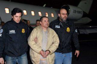 Chapo controlaba al Cártel de Sinaloa desde prisión de alta seguridad, dice capo colombiano