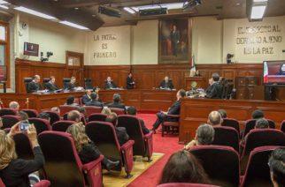 Ejecutivo impugna suspensión de Ley de Remuneraciones