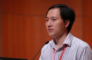 Desaparece el científico chino que modificó por primera vez el genoma de dos bebés