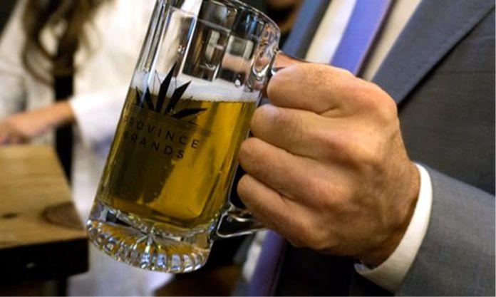 Ya se elabora la primera cerveza de marihuana