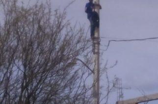 Frustran policías suicidio en Tepezalá