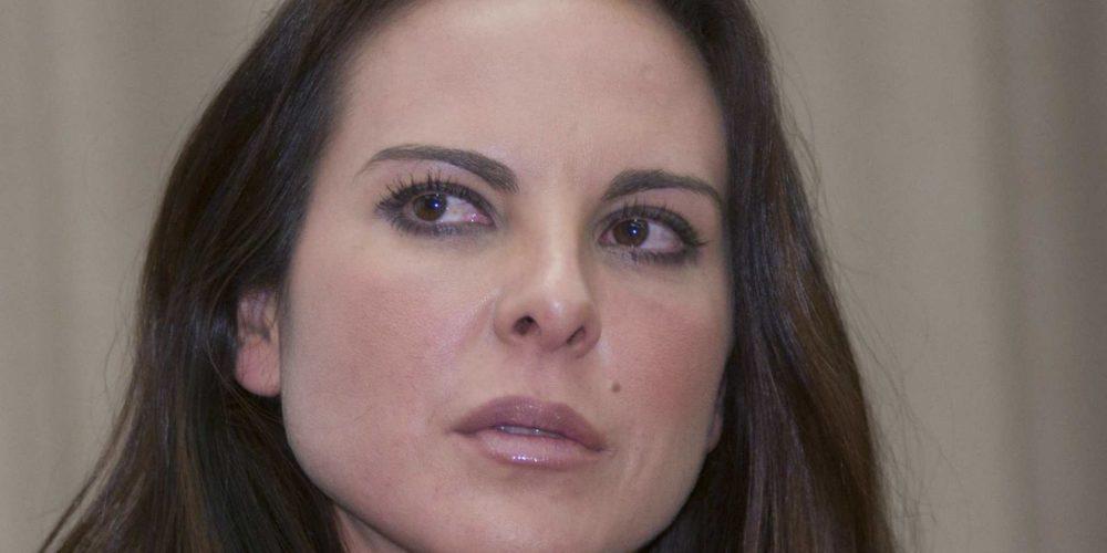 Kate del Castillo regresa a México a 2 años de controversia sobre 'el Chapo'