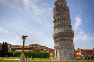 ¿Dejará de ser famosa? La torre inclinada de Pisa se está enderezando