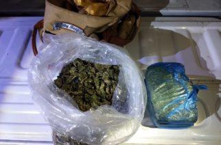 """Cae """"La Jesica"""" con un kilo de marihuana"""