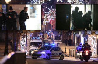 Muertos y heridos tras tiroteo en mercado navideño de Francia