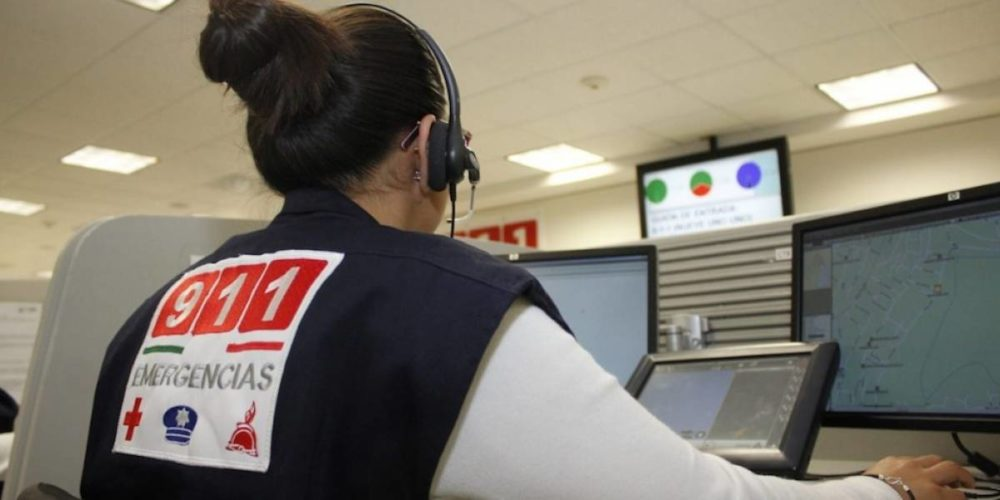 Atiende 911 llamadas de intentos de suicidio