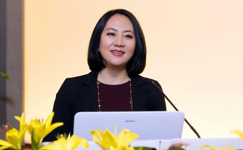 La Jefa de Finanzas de Huawei es arrestada en Canadá