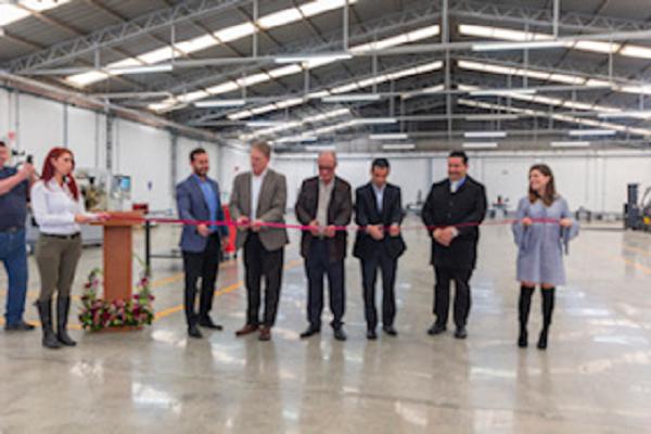 Se instala en Aguascalientes nueva empresa manufacturera de origen francés