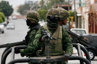 No se militarizará la seguridad pública en Aguascalientes