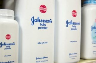 Johnson&Johnson sufre demandas por talco cancerígeno