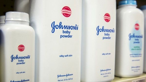 Johnson&Johnson sufre demandas por talco cancerígeno