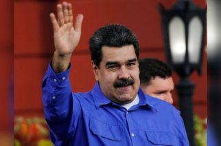 """""""Es un honor que la derecha me ataque"""", dice Maduro luego de su visita a México"""