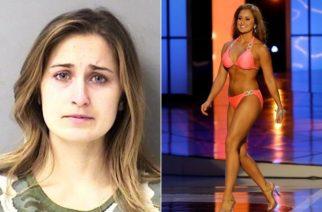 Ex Miss Kentucky acusada de enviar fotos desnuda a alumno de 15 años