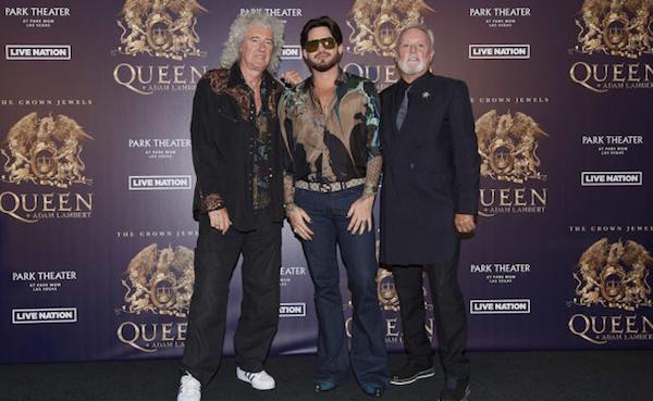 Queen anuncia gira por EU y Canadá en el 2019