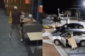 Hombre roba bolso a anciana y después la atropella en Florida