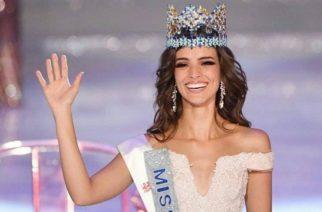 Joven de Guanajuato gana el concurso Miss Mundo 2018