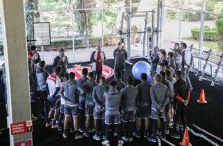 Necaxa regresa al trabajo de cara al Clausura 2018