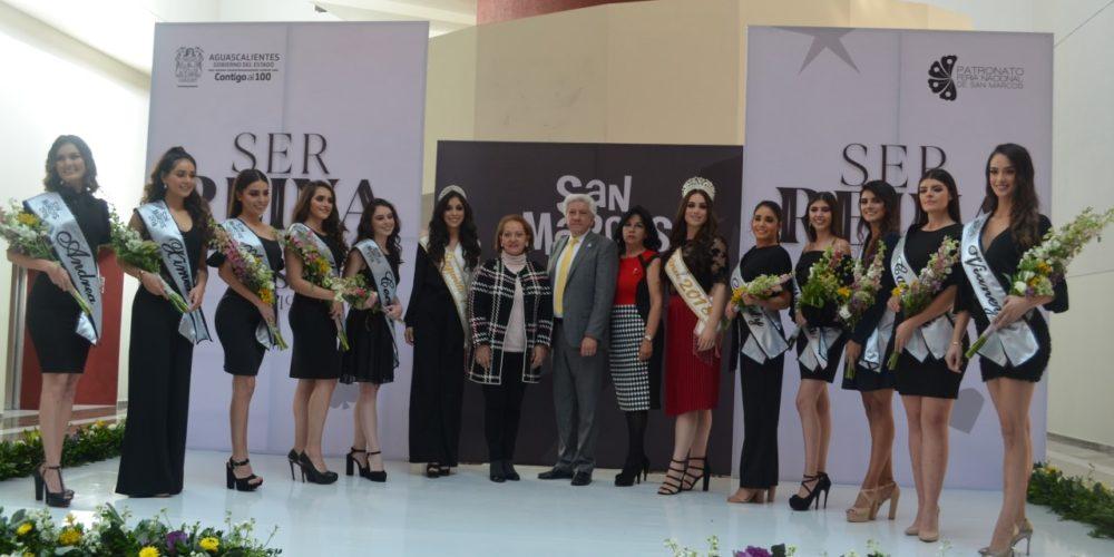 Listas las 10 finalistas a Candidata a Reina de la FNSM 2019