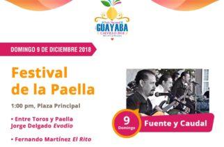 Invitan en Calvillo a su Festival de la Paella Y toros
