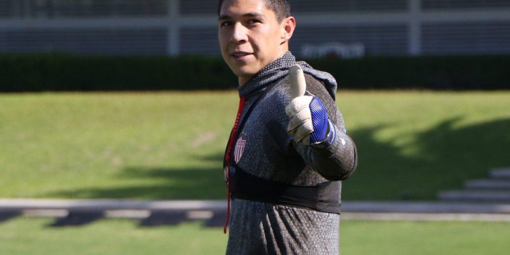 Queremos darle alegrías a la afición de Necaxa: González