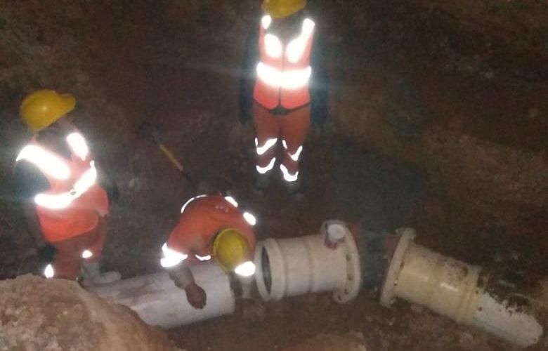 Restablecerá Veolia el servicio de agua al sur de la ciudad