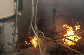 1 herido deja explosión de tanque de gas en VNSA