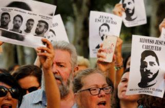 Sostienen condena de 9 años de cárcel para 'La Manada' por abuso sexual