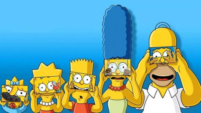Creador de los Simpson dio la razón del color amarillo de los personajes