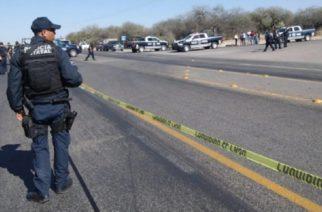 Recibe alta policía de Asientos baleado tras asalto a gasolinera