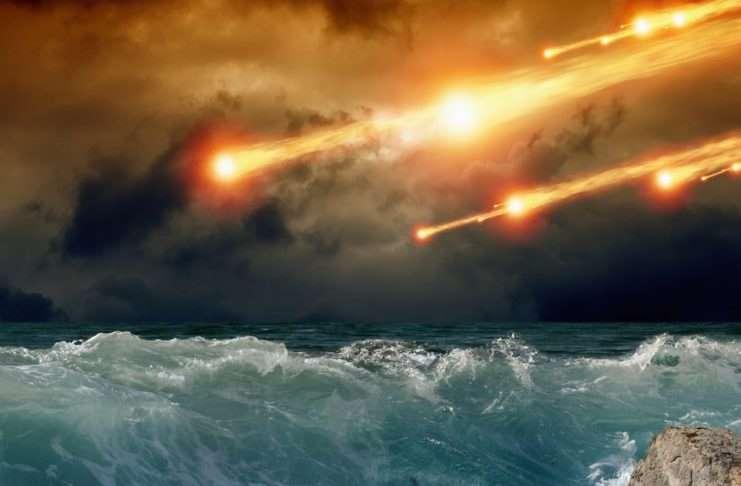 Dinosaurios pudieron extinguirse por tsunami de 1,600 metros de alto