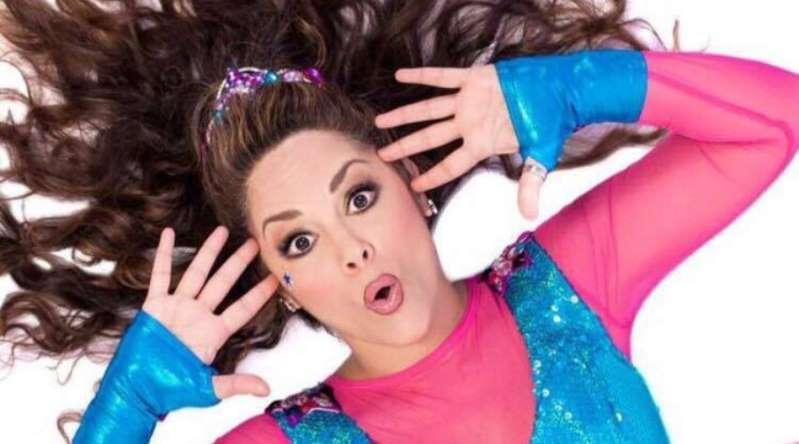Tatiana la reina de los niños, ¡le entrará al reggaetón!
