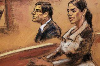 """""""El Chapo"""" decide no declarar en su juicio: """"me voy a reservar"""", dice a juez"""