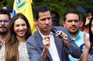 Guaidó ya tiene control de activos de Gobierno venezolano en bancos de EU