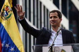 """Pido a México sumarse contra Maduro"": Juan Guaidó"