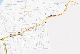 Anuncian cierres viales por maratón al oriente de la ciudad este domingo