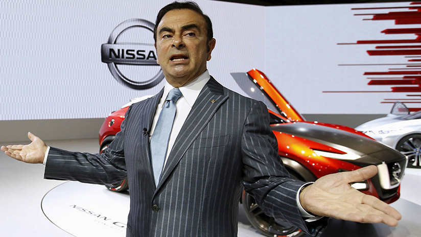 El expresidente de Nissan se declara inocente