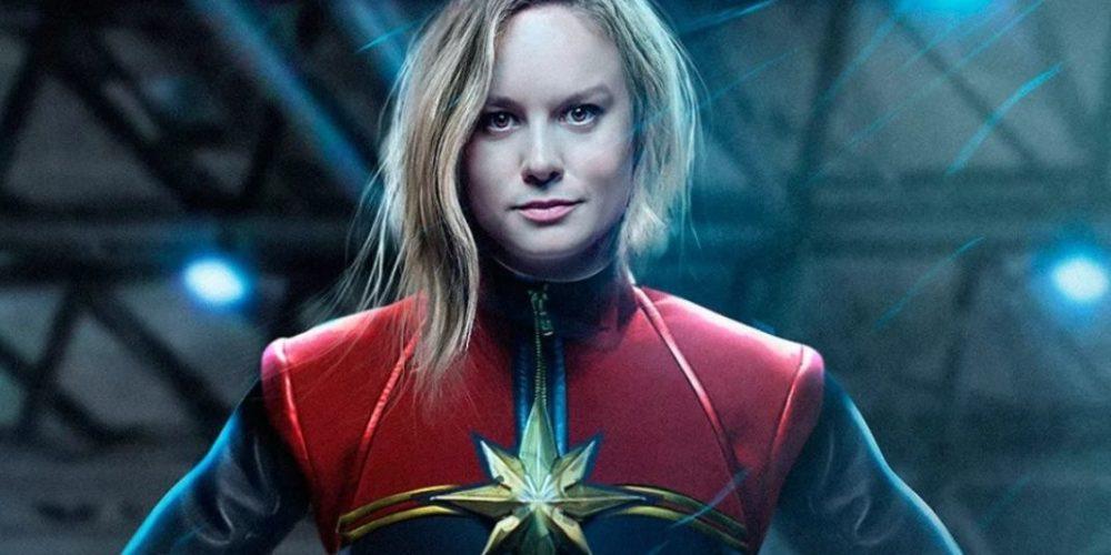 Marvel sorprende al mundo con el tercer tráiler de 'Captain Marvel'