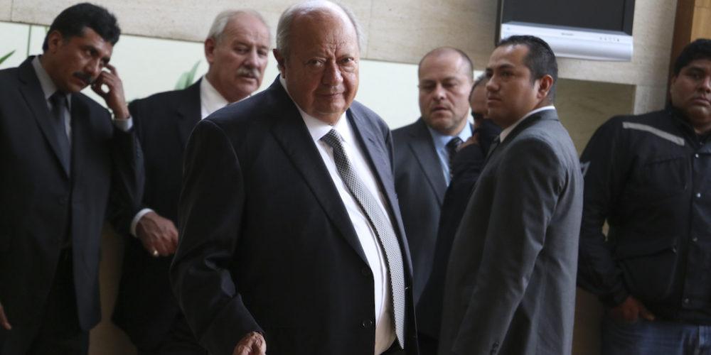 Romero Deschamps se amparó justo cuando empezaron operativos contra el huachicol