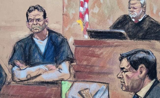 """""""El Chapo"""" mantuvo contactos con la DEA cuando estuvo prófugo en 2007: """"Vicentillo"""""""
