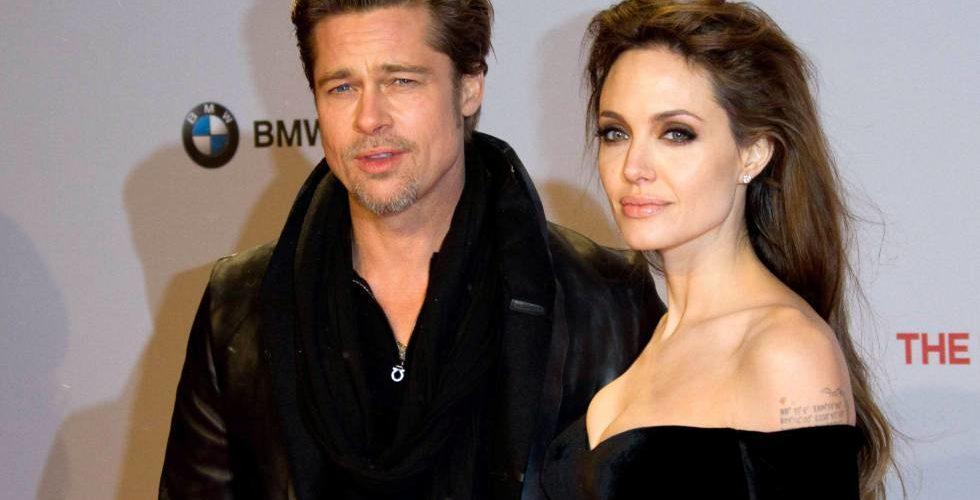 Brad Pitt ya olvidó a Angelina Jolie y estrena romance