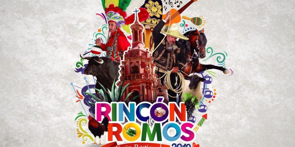 Se esperan más de 150 mil asistentes a la Feria Regional de Rincón de Romos