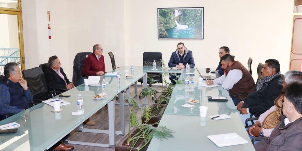 Lanzarán convocatorias de apoyos a productores del campo de Ags