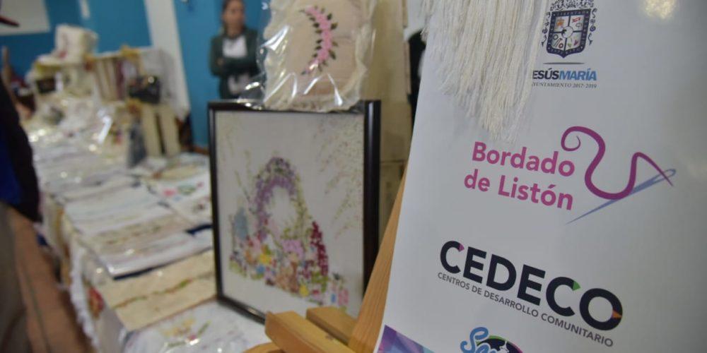 Promueve JM el aprendizaje de nuevos oficios en CEDECOS