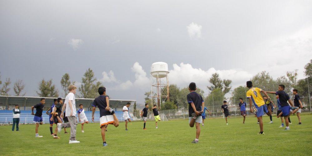 Academias Deportivas de JM arrancarán actividades este lunes
