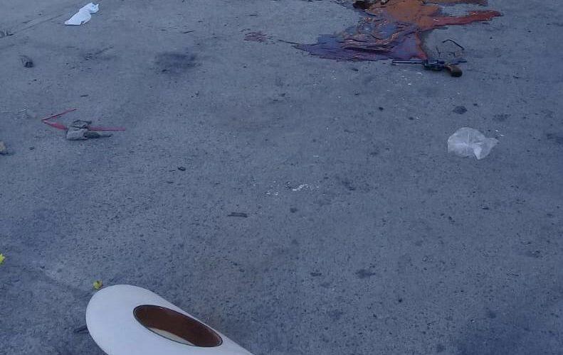 Velador se suicida a unos metros de comandancia de policía en JM
